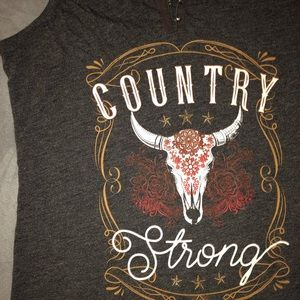 Maurices Country Strong Tank